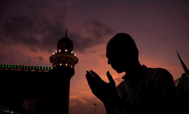 How the strength of prayer brings inner peace