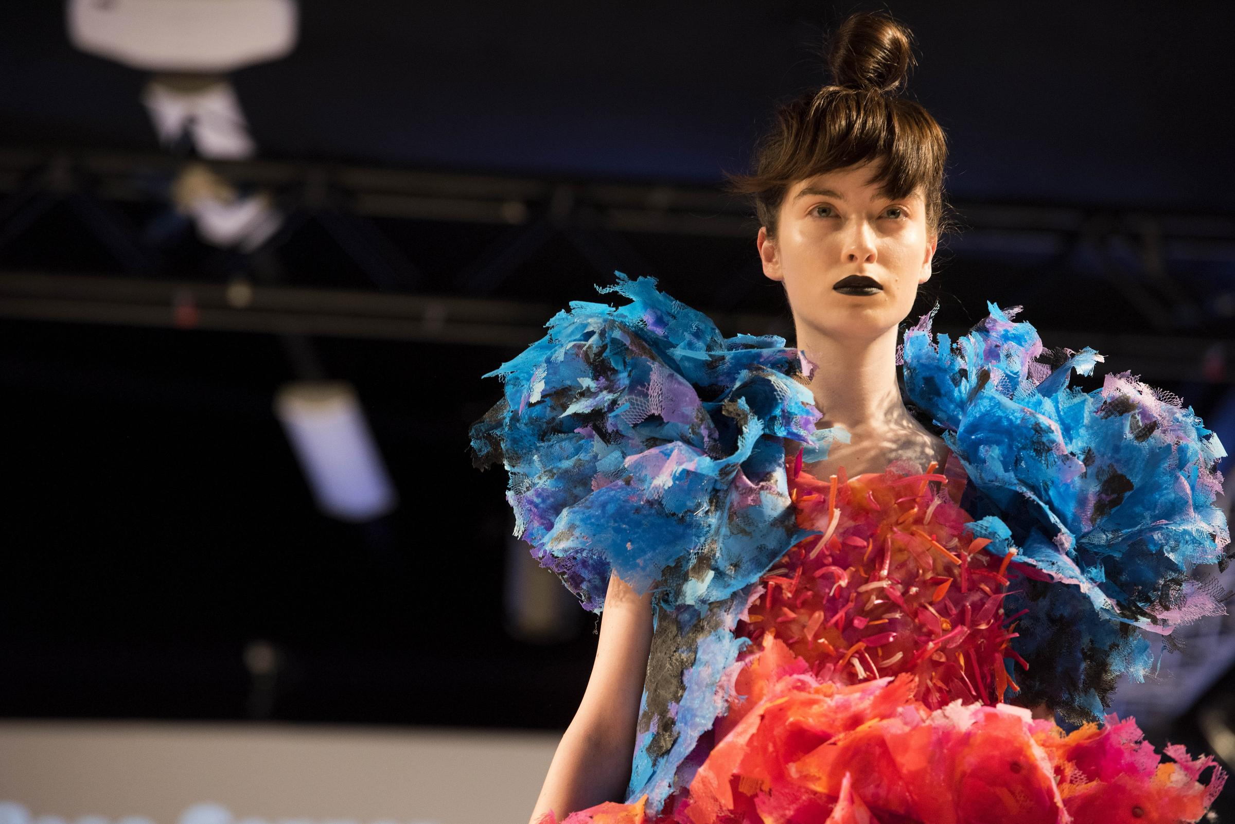 IN PICTURES: Fashion Week at UCLan