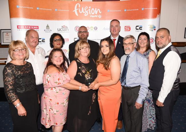 Community Spirit win Community Group of the Year honour
