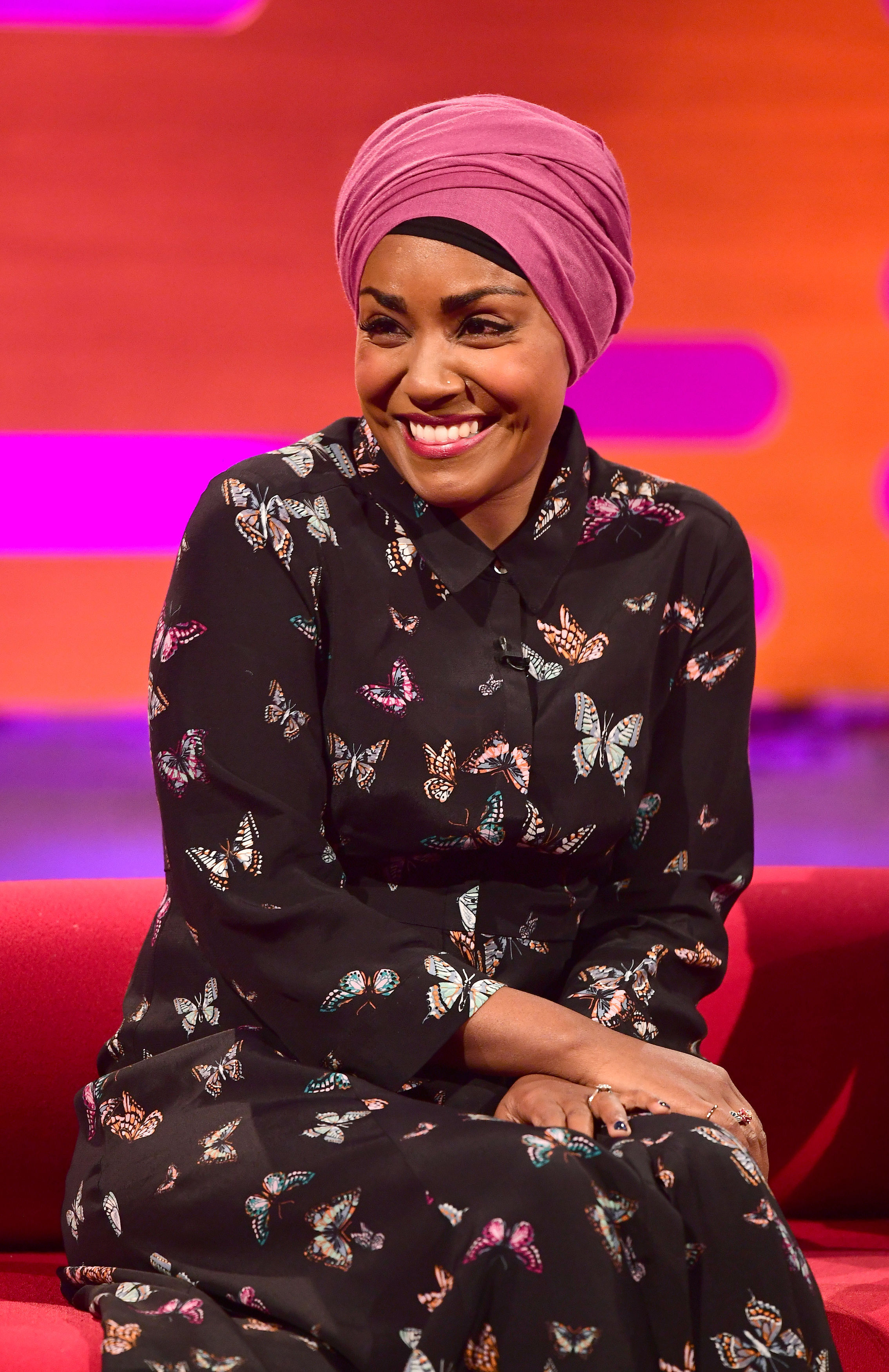 Nadiya Hussain: 'I understand the importance of being a brown, Muslim woman of faith who is in the public eye'