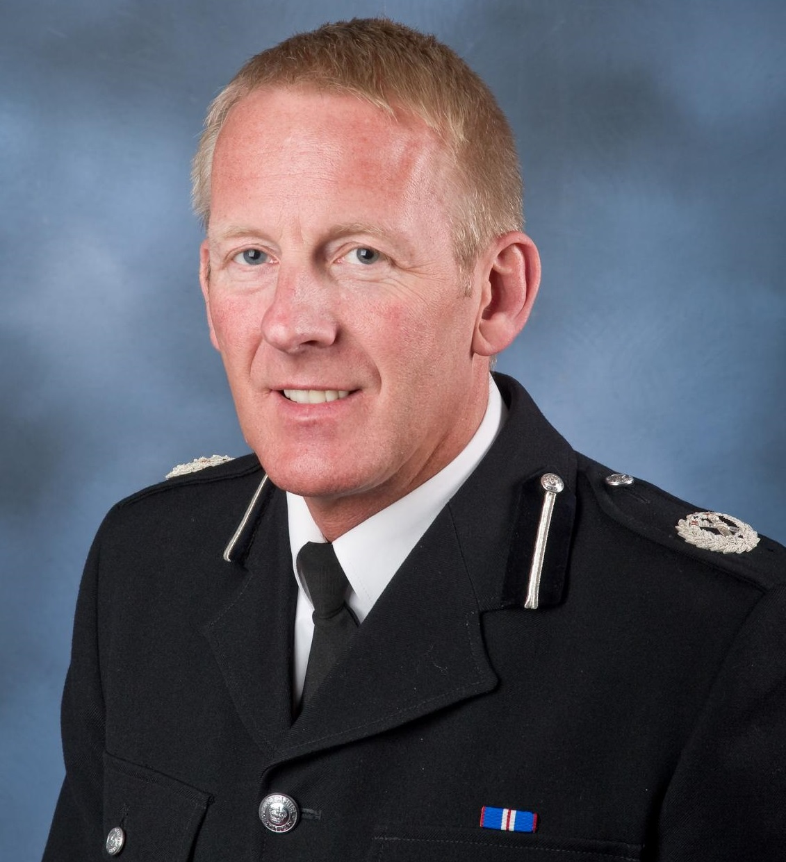 Andy Rhodes is Chief Constable for Lancashire Constabulary