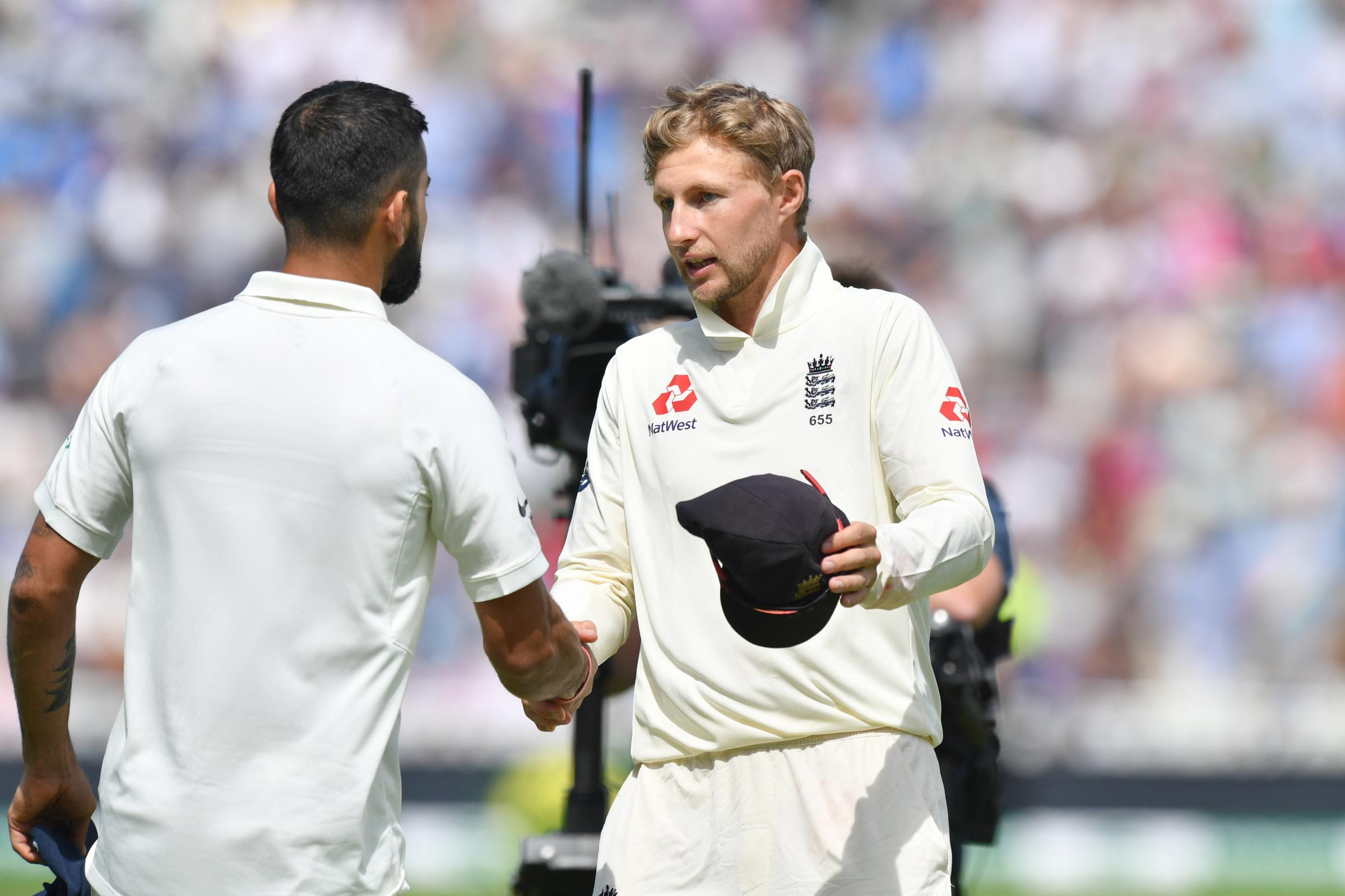 England and India resume hostilities at Lord's.