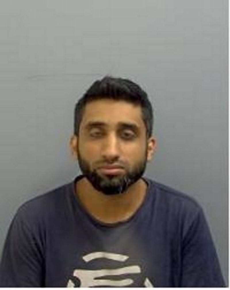 Usman Ahmed has been jailed for trying to frame a Blackburn man as a terrorist