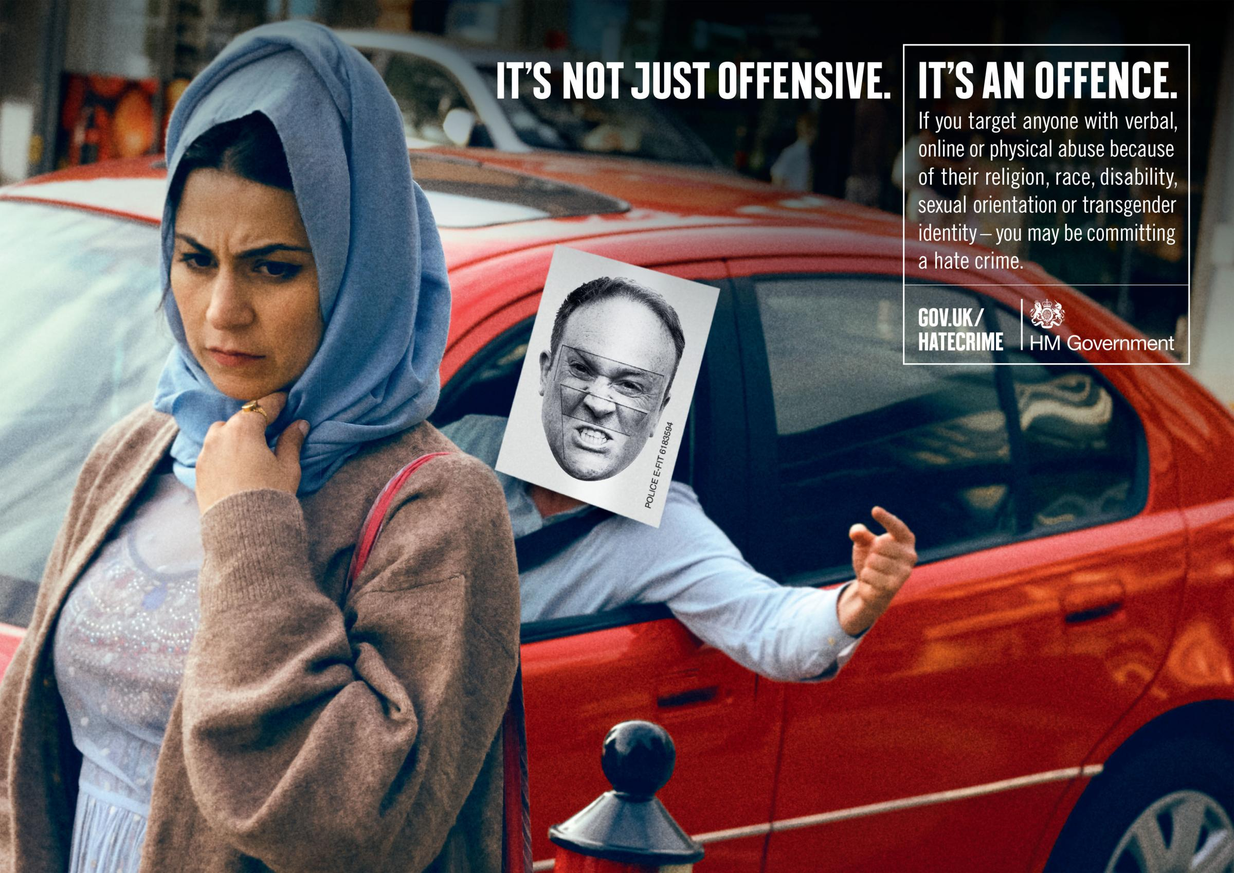 New national campaign aims to increase awareness about hate crime