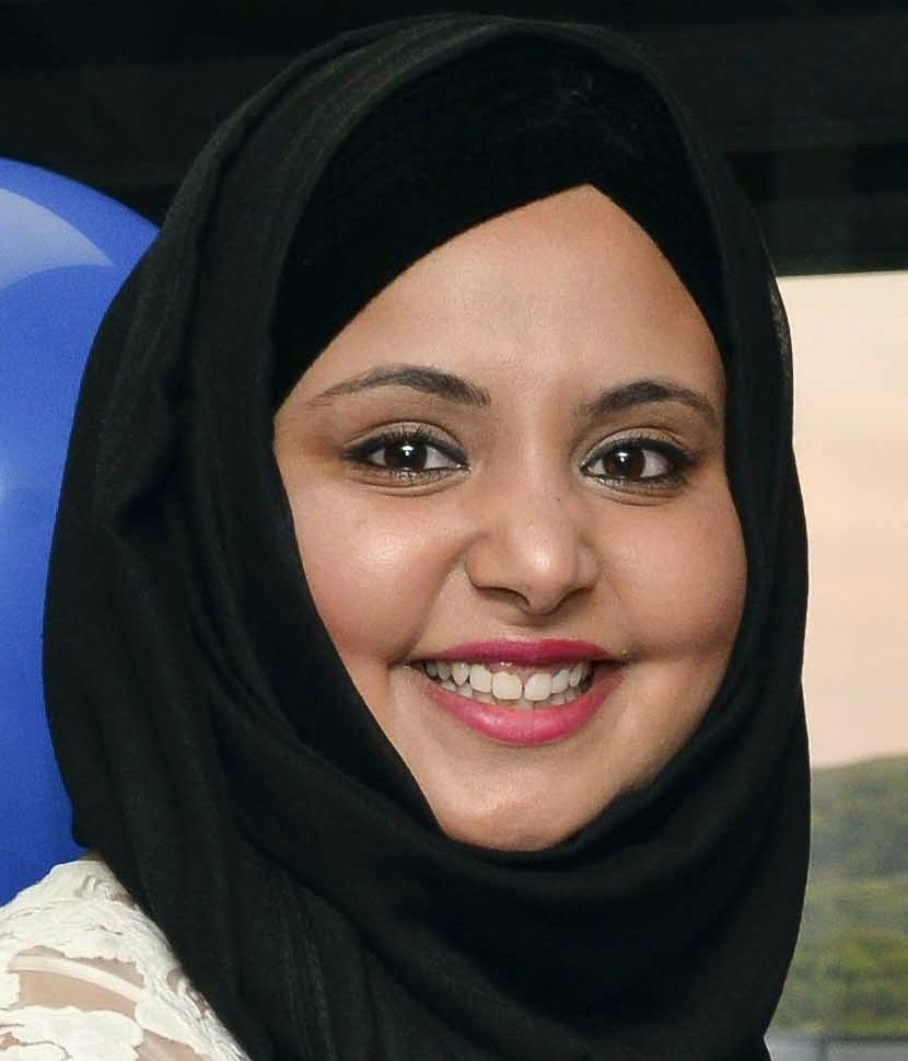 National award for NHS employment champion Sufiya Rasul