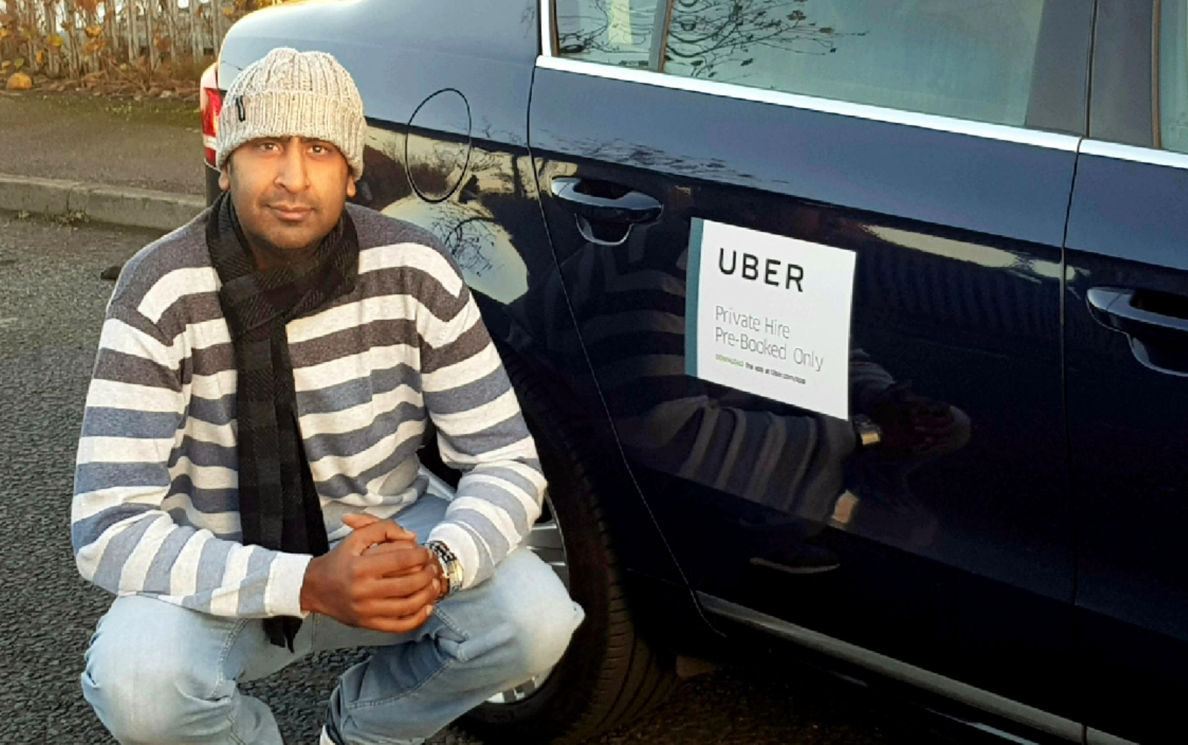 Racially abused in York, Cabbie Mohammed Shafaq has won an apology from North Yorkshire Police
