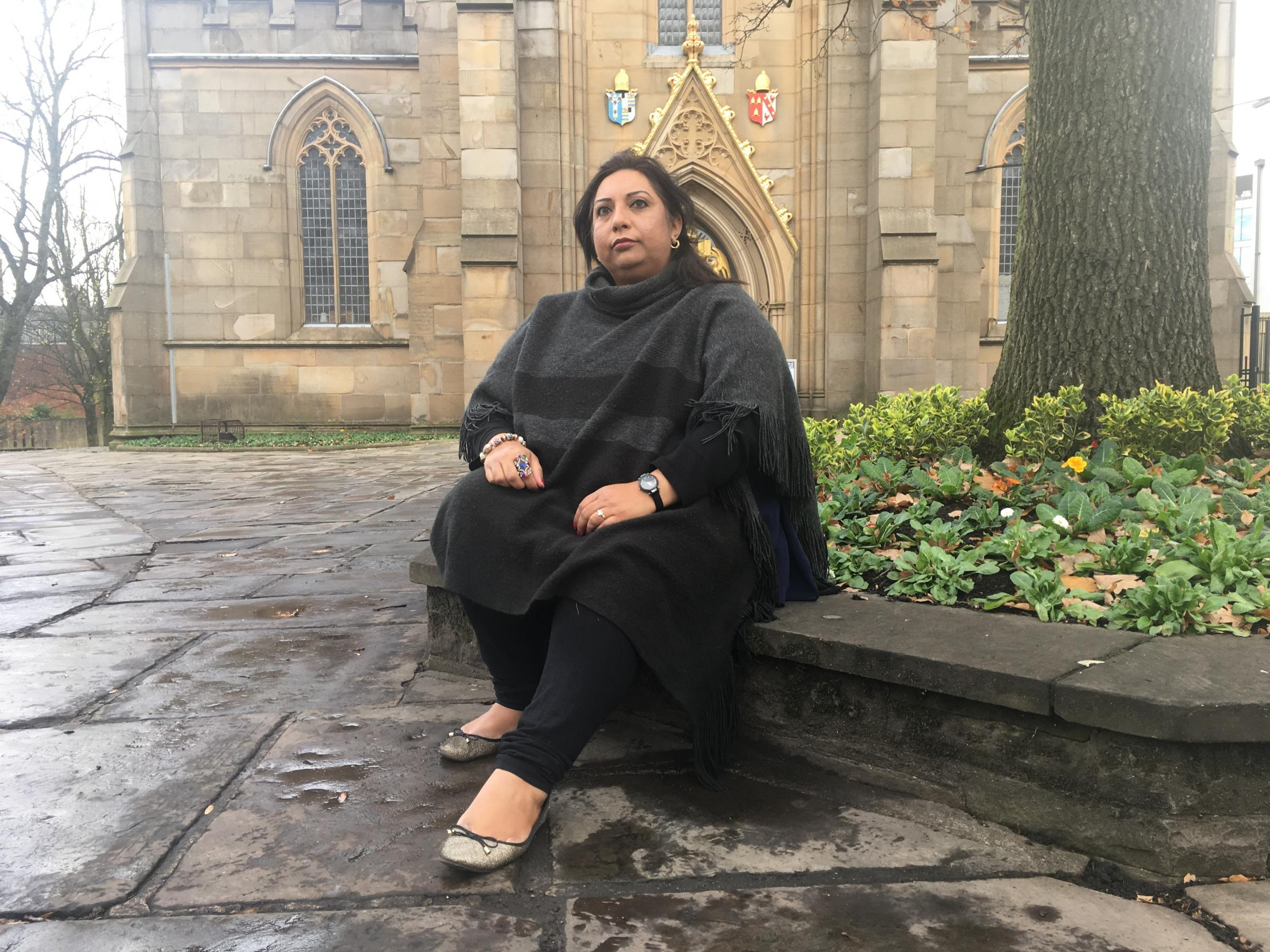 Samina Mahmood used her past experience to help run a group for women