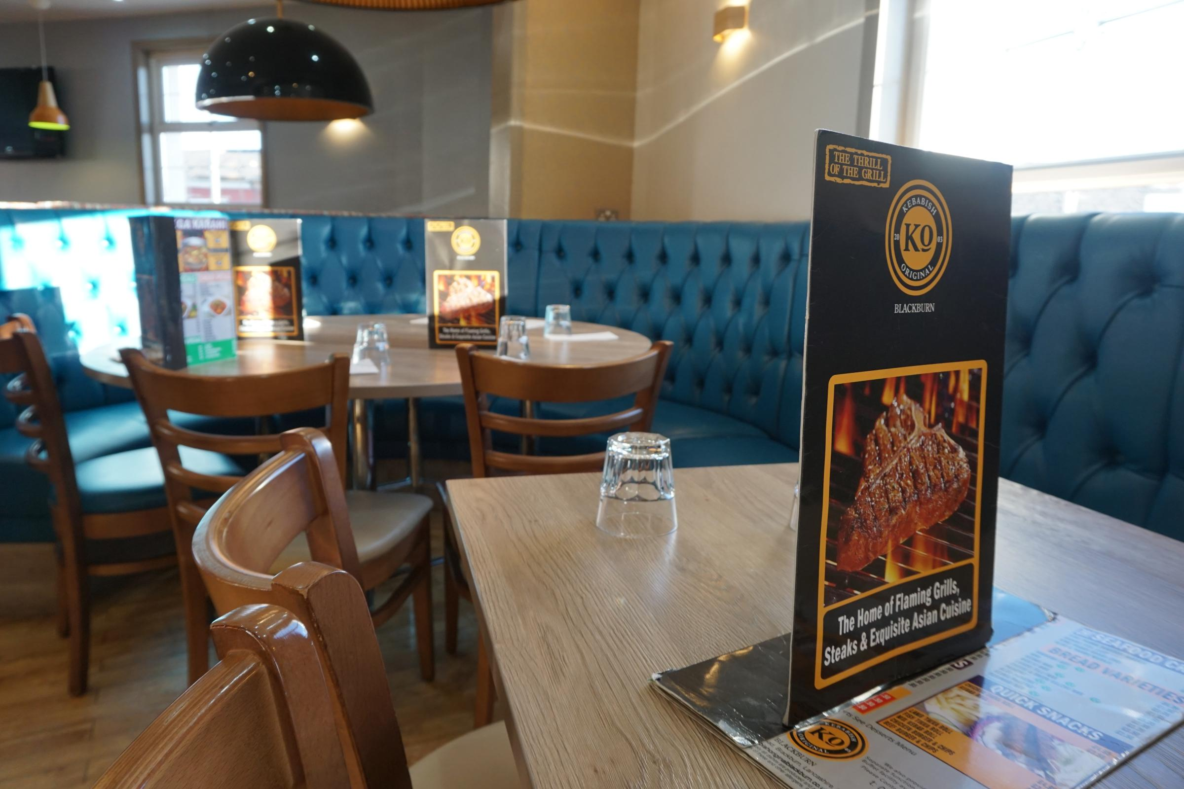 Food review: Kebabish Original, Blackburn
