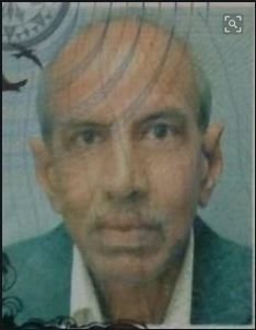 Body found in search for missing pensioner Mohammed Fazil