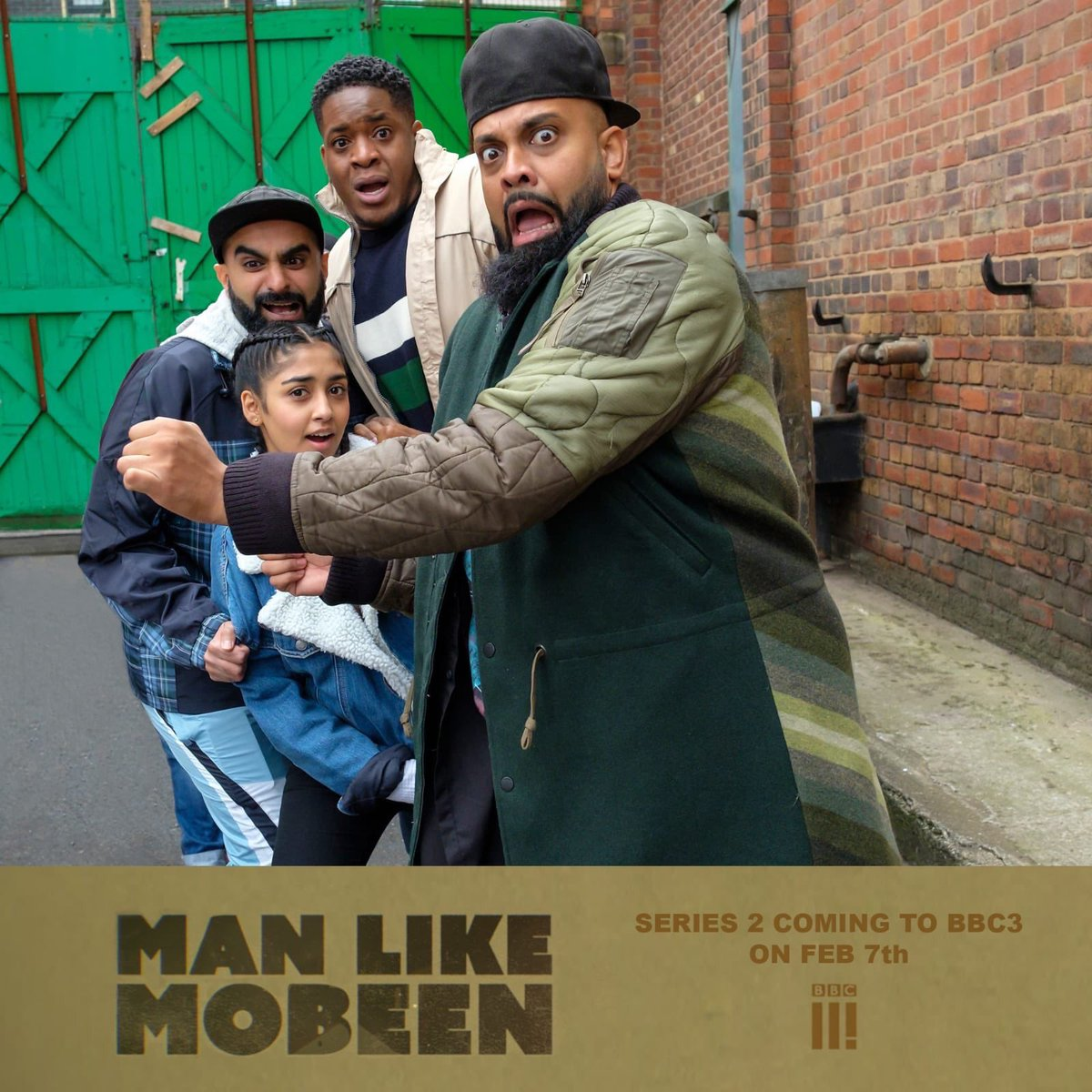 Man Like Mobeen series 2: What's in store