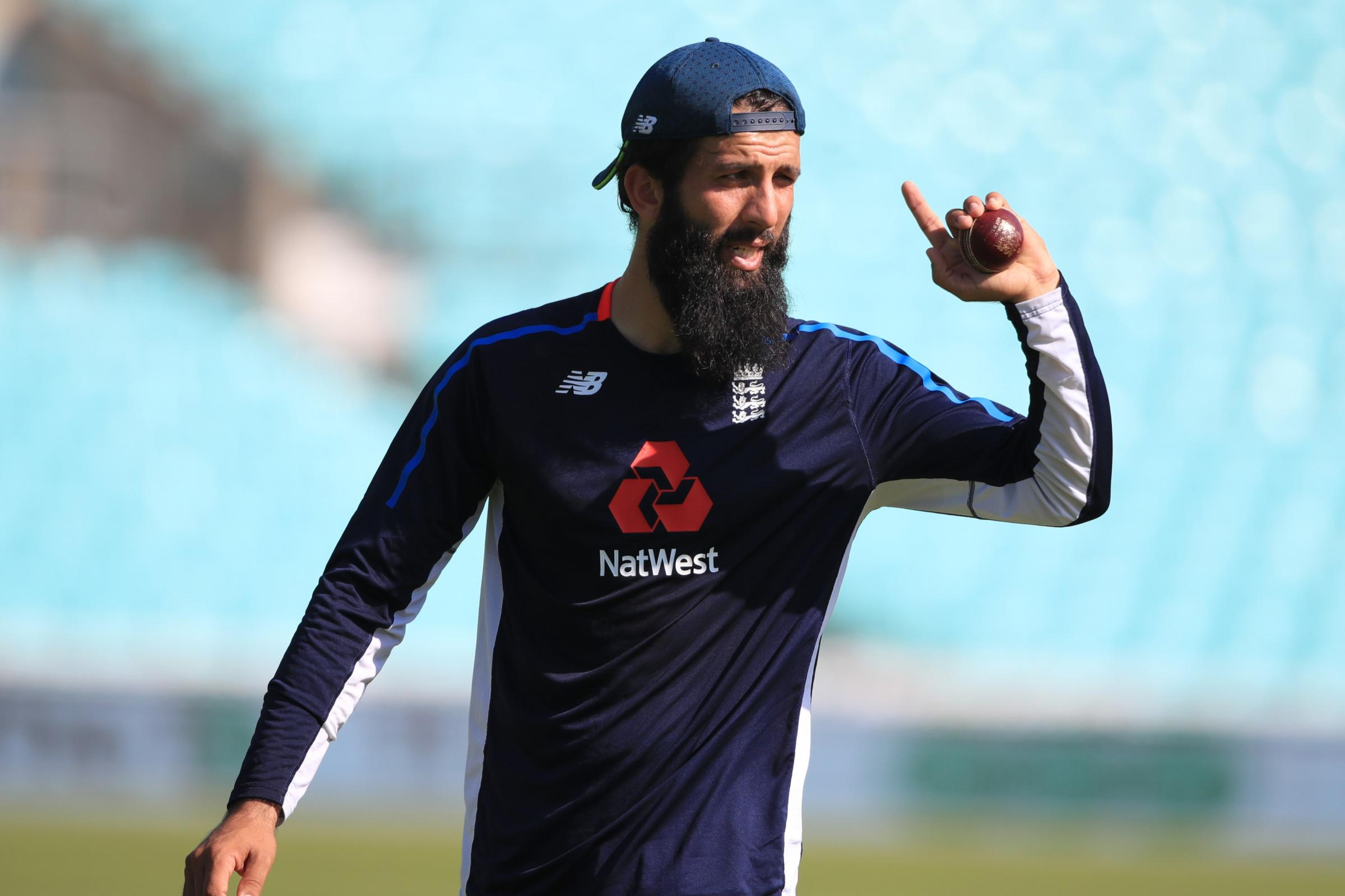 Moeen Ali has has sights set on World Cup glory with England