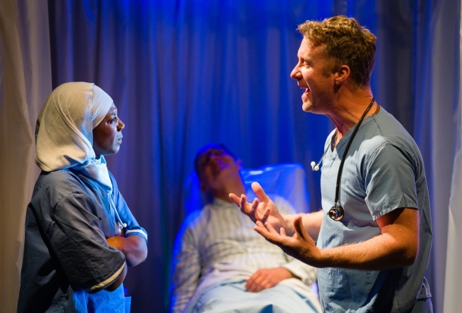 NHS PLAY: Drip Drip Drip will be performed at the Georgian Theatre Royal