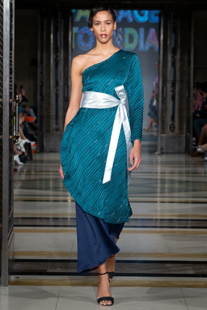 Fashion Week Celebrates Emerging Indian Student Designers Asian Image