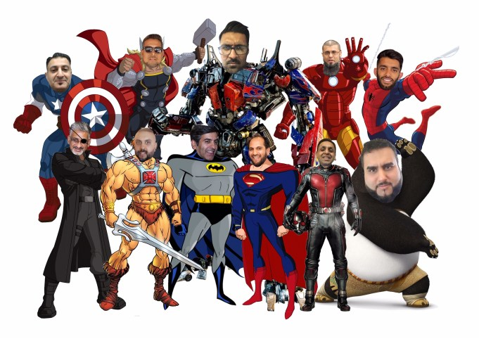 Join the Saffron Group 'Superheroes Challenge'