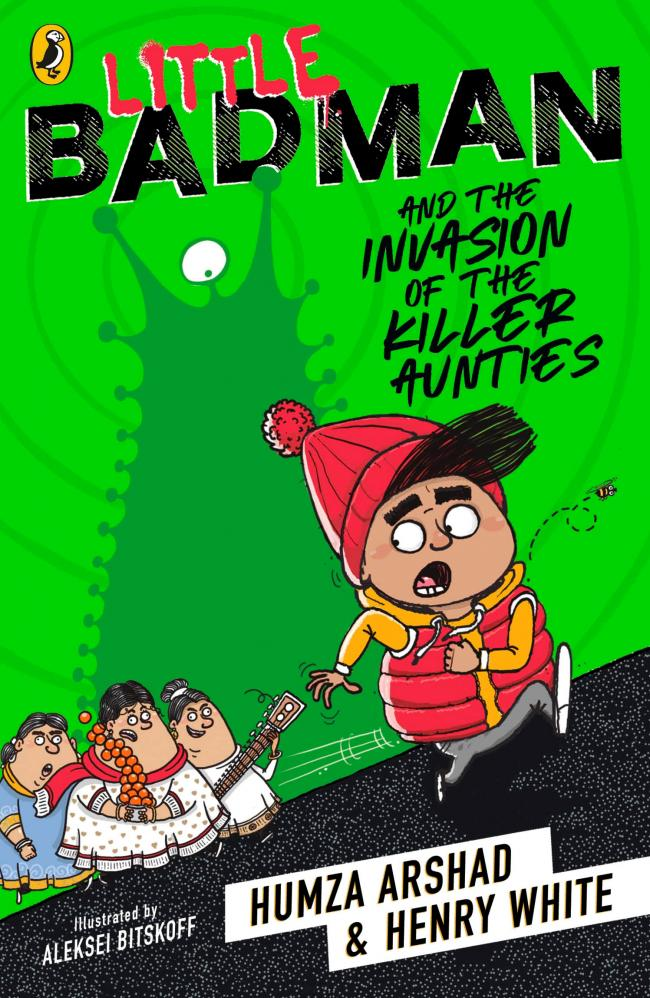 Reviews: 'Little Badman and the Invasion of the Killer Aunties'