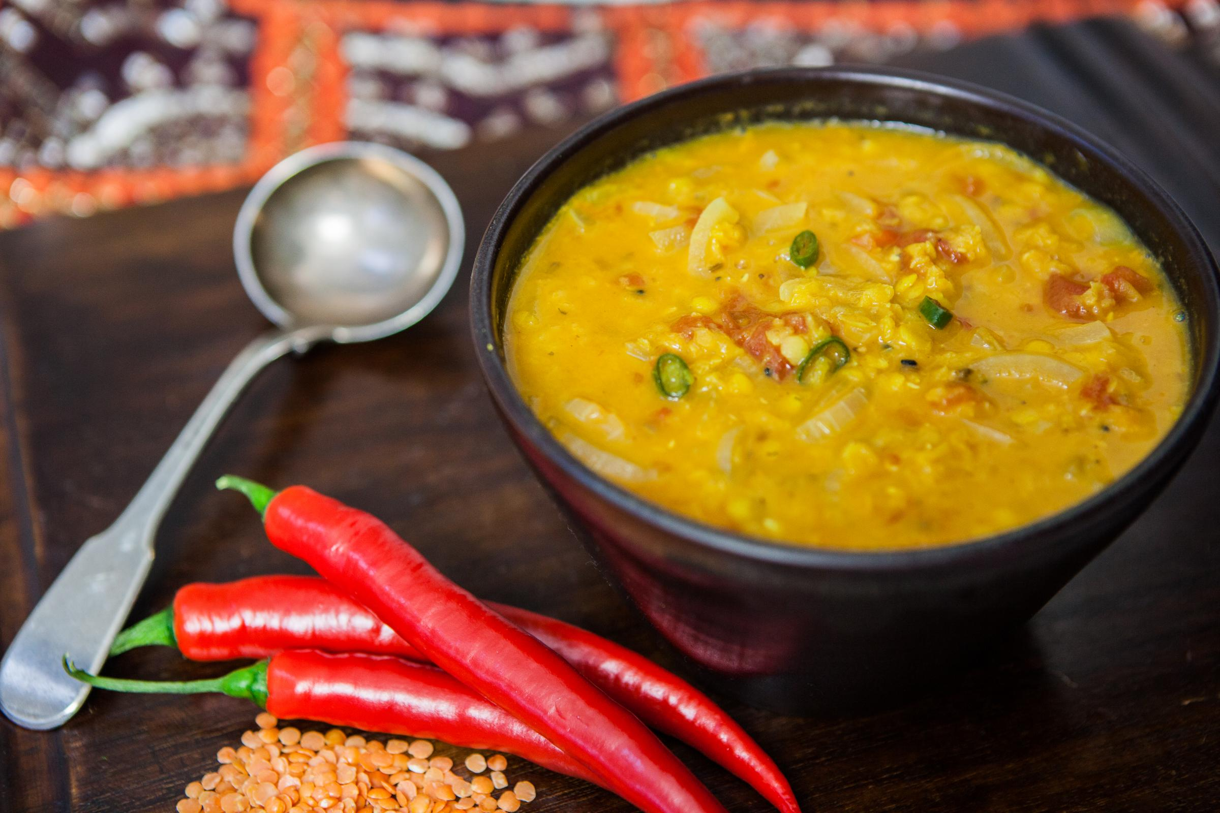 Get back to basics with some 'Tarka Daal'