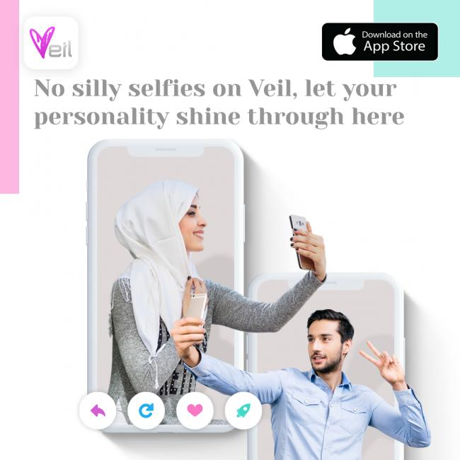 New Muslim matchmaking app 'Veil' focuses on personality rather than pictures