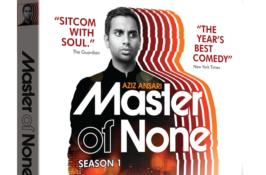 Aziz Ansari's 'Master of None' series to be released on DVD and Blu-ray