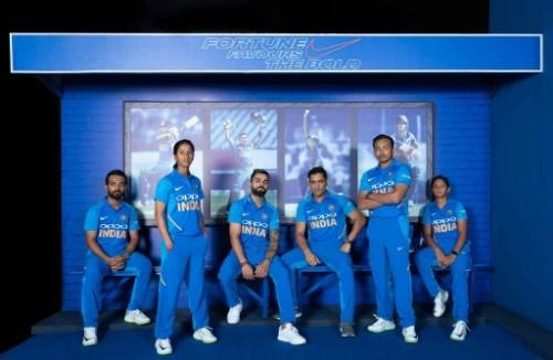 Top four best kits in cricket history