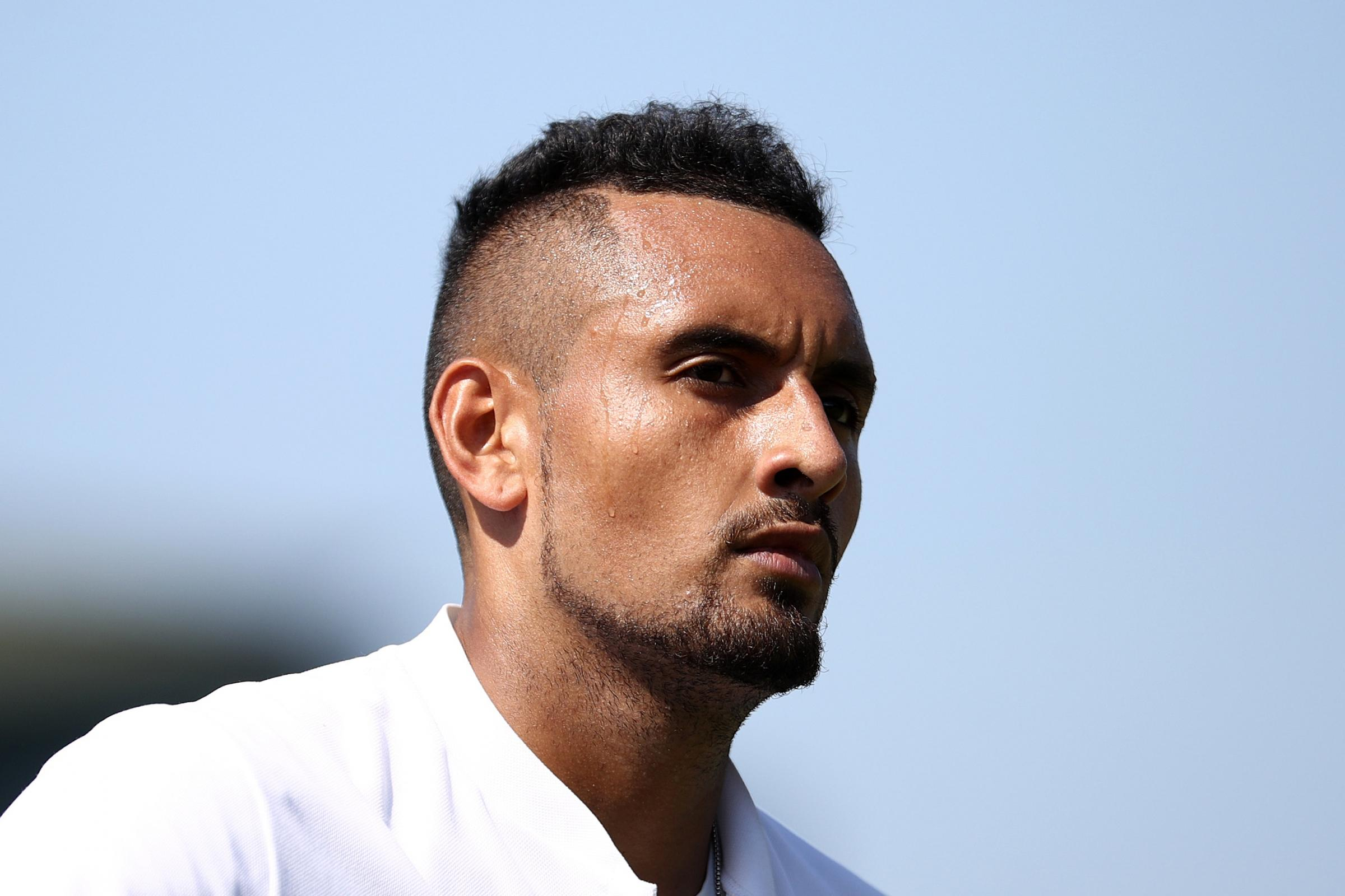 Nick Kyrgios has opened up about his dislike for Novak Djokovic and Rafael Nadal