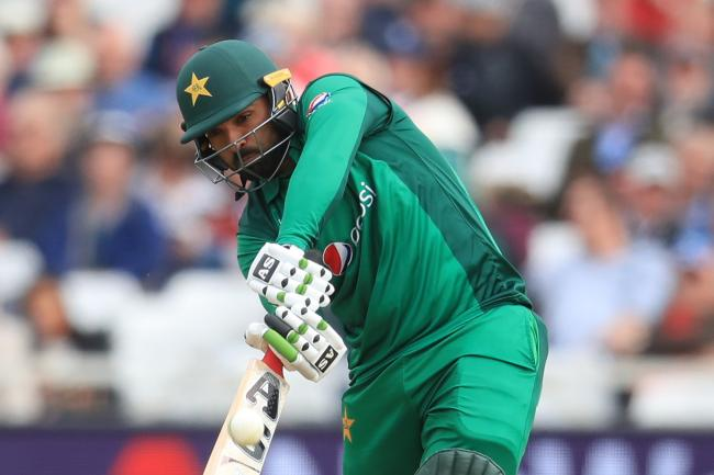 Asif Ali is in Pakistan's World Cup squad