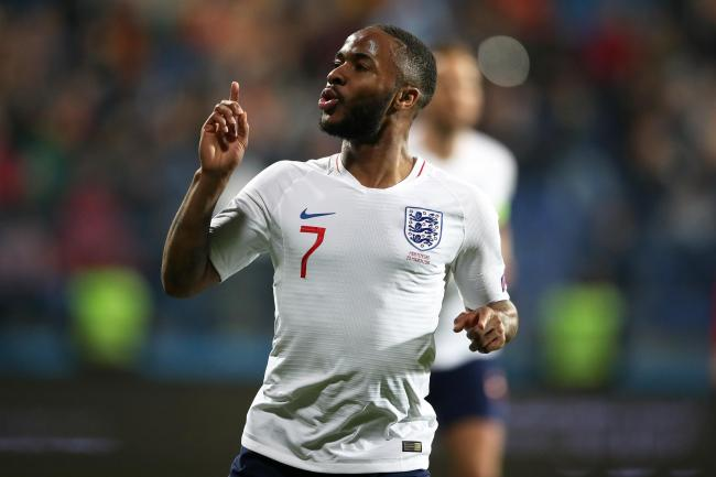 Raheem Sterling has had an impressive campaign for club and country