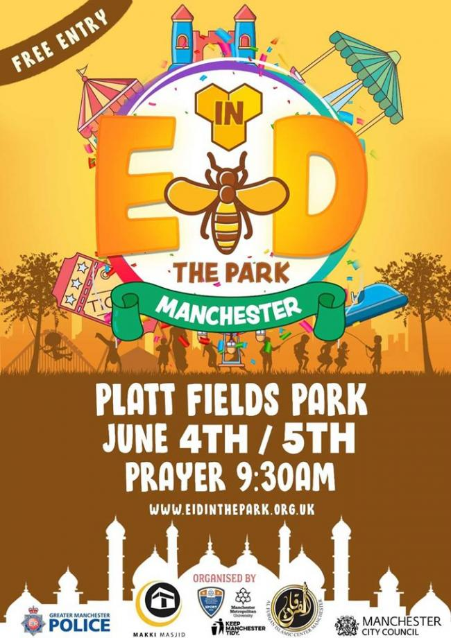 'Eid in the Park' events taking place near you