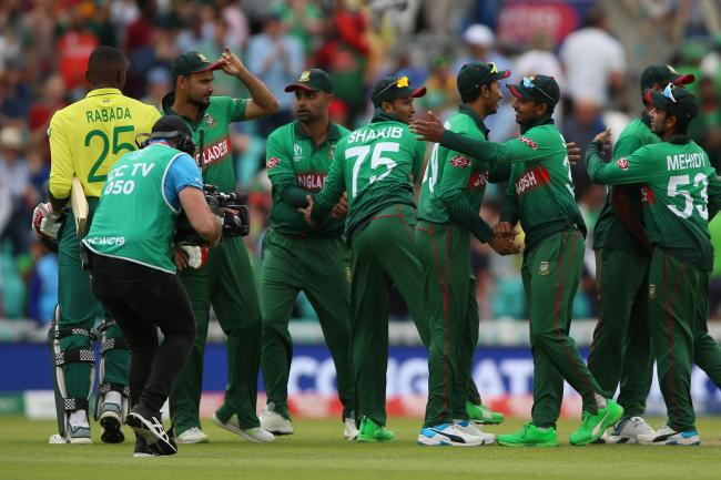 South Africa v Bangladesh – ICC Cricket World Cup – Group Stage – The Oval